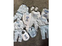 Daddys Boy / Born in 2016 0-3 bundle 16 items
