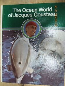 The Ocean World of Jaques Cousteau - 21 volumes London Ontario image 2