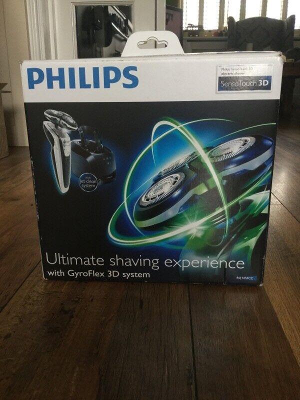philips rq1251 manual