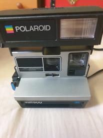 Polaroid sun 600 SE camera ( untested )