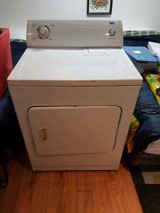 Inglis dryer. Heavy duty. Extra large capacity