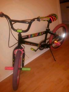 Vélo pour filles little miss matched