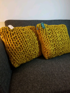 2 pillow brand new - never used