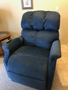 Electric recliner and lift chair