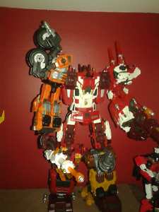 Warbotron WB03 3rd party Transformers Masterpiece Computron