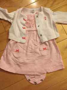 Girl summer clothes 3 months -fille été 3 mois Gatineau Ottawa / Gatineau Area image 3