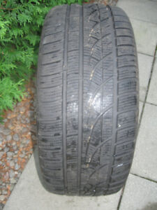 Pneus d'hiver Hankook winter tires