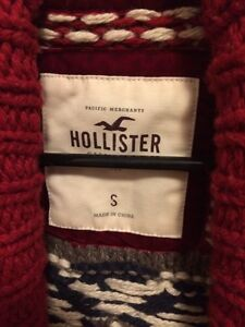 Sweater HOLLISTER  CHRISTMAS COLOURS  Belleville Belleville Area image 2