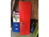 Immaculate-6mths old-Bush fridge freezer