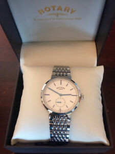 Brand New Men's Watches for Sale - Rotary, GUESS & More!
