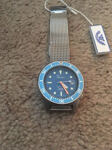 Squale 1521 Swiss Automatic 500 meter diver