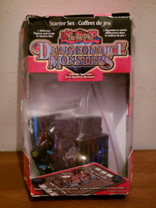 Yu-Gi-Oh! Dungeondice Monsters board game starter set for sale