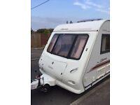 Elddis Odyssey 2003 4 Berth Caravan