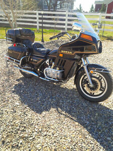 MINT CONDITION Honda Gold Wing