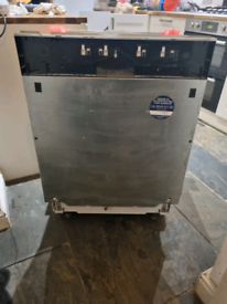 Bosch Integrated Dishwasher - faulty