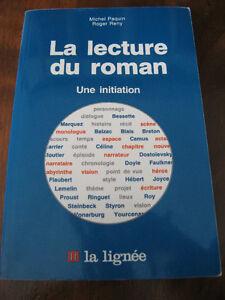 La lecture d'un roman, Une initiative Par Michel Paquin et Roger Saint-Hyacinthe Québec image 1