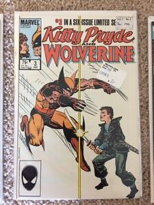 Kitty Pryde and Wolverine - 2 to 6 in 6 issue limited series London Ontario image 2