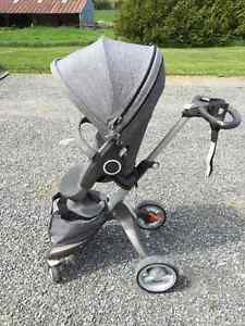 Stokke Xplory Stroller Two Years Old Paid Over $1500