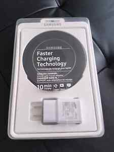 Brand new never opened wireless charger Samsung worth $80 West Island Greater Montréal image 1