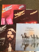 Collection of Records from 70's and 80's  Rock and Country