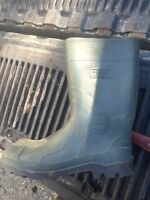 Rubber boots new never worn