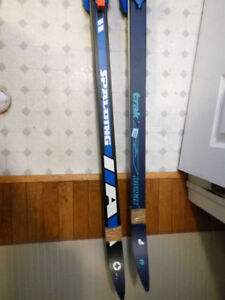 Skis, Cross-Country