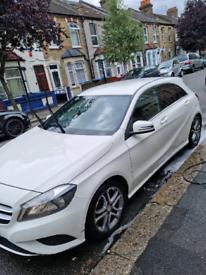 A-class Mercedes 2014