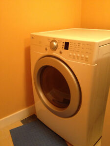 Super Capacity LG Electric Dryer, AMAZING Condition ready now!`