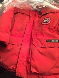 canada goose jacket used