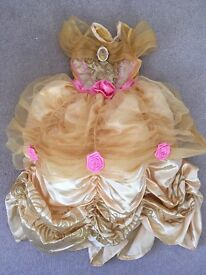 Disney Princess 3 Outfits 5-6 years
