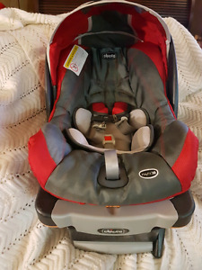 Chicco Fit Car Seat and Base