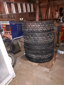 245 70R 17 truck tires