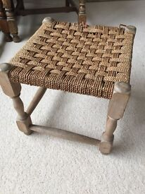 Side stool / foot stool