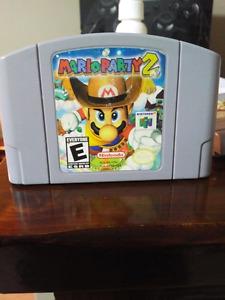 Mario Party 2 - RARE