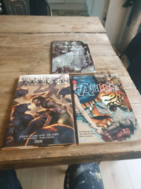Selection of Fables graphic novels