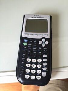 Ti 84 plus graphing calculator  Cambridge Kitchener Area image 1