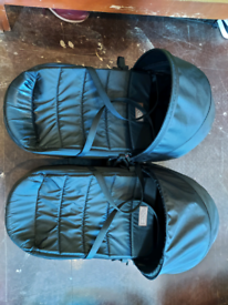 Mountain buggy duo cocoons (×2)