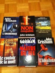 Livres de John Grisham