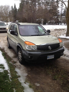 2003 Buick Rendezvous Beigh SUV, Crossover
