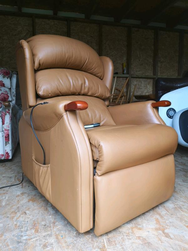 Hsl Electric Recliner Hi Riser Chair | in Bournemouth, Dorset | Gumtree