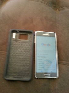 Samsung alpha  mint condition