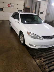 2006 Toyota Camry Xle Fully Loaded