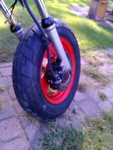 YAMAHA YSR50 FOR PARTS PARTING IT OUT OR SELL IT AS IS Windsor Region Ontario image 9