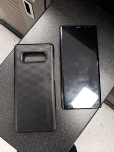 Samsung Galaxy Note 8 Unlocked Open Box for sale!!