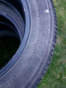 4 used summer tires 205/60R16  $100