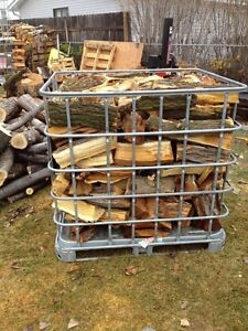Steel cage for firewood storage London Ontario image 3