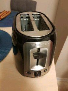 Grille paint Black&Decker / Toaster