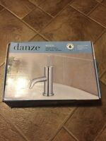 Brand new Danze faucet never used