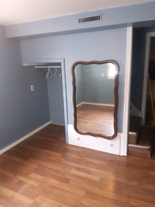 Room for rent all inclusive no lease