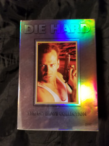 Die Hard Trilogy used DVD Box Set